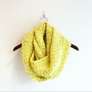Highlighter Yellow LOFT Scarf
